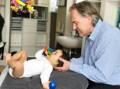 Séminaire Postgrade en Ostéopathie: Le bébé viscéral et membraneux de 0 à 6-8 mois